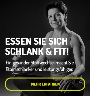 ERNÄHRUNG - Essen Sie sich schlank und fit!